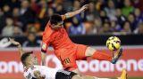 Барселона чудом побеждает на Месталье