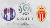 Тулуза 0 - 2 Монако ( 5 декабря 2014). Обзор матча
