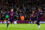 Барселона разгромно победила Эспаньол