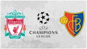 Ливерпуль 1 - 1 Базель ( 9 декабря 2014). 1-й тайм
