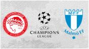 Олимпиакос 4 - 2 Мальме ( 9 декабря 2014). Обзор матча