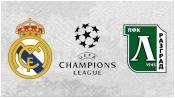 Реал Мадрид 4 - 0 Лудогорец ( 9 декабря 2014). 1-й тайм