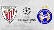 Атлетик Бильбао 2 - 0 БАТЭ (10 декабря 2014). Обзор матча