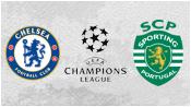Челси 3 - 1 Спортинг (10 декабря 2014). 1-й тайм