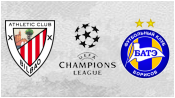 Атлетик Бильбао 2 - 0 БАТЭ (10 декабря 2014). 2-й тайм