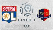 Лион 3 - 0 Кан (12 декабря 2014). Обзор матча