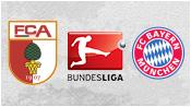 Аугсбург 0 - 4 Бавария (13 декабря 2014). 2-й тайм
