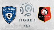 Бастия 2 - 0 Ренн (13 декабря 2014). Обзор матча