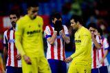 Атлетико потерпел первое поражение на домашней арене