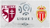 Метц 0 - 1 Монако (20 декабря 2014). Обзор матча