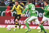 Дортмунд закончил год очередным поражением