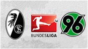 Фрайбург 2 - 2 Ганновер 96 (21 декабря 2014). 1-й тайм