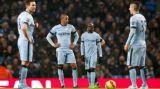Манчестер Сити оступился в игре против Бернли