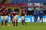 Сассуоло увез три очка из Милана