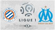 Монпелье 2 - 1 Марсель ( 9 января 2015). Обзор матча