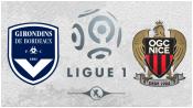 Бордо 1 - 2 Ницца (16 января 2015). Обзор матча