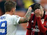Милан снова оконфузился на Сан-Сиро