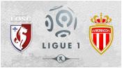 Лилль 0 - 1 Монако (24 января 2015). Обзор матча