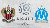 Ницца 2 - 1 Марсель (23 января 2015). Обзор матча