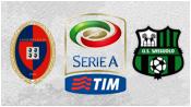 Кальяри 2 - 1 Сассуоло (24 января 2015). 1-й тайм