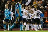 Валенсия добывает победу над Севильей