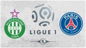 Сент-Этьен 0 - 1 ПСЖ (25 января 2015). Обзор матча