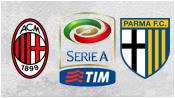 Милан 3 - 1 Парма ( 1 февраля 2015). 1-й тайм