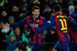 Победа Барселоны над Вильярреалом