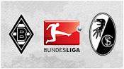 Боруссия М 1 - 0 Фрайбург ( 3 февраля 2015). Обзор матча