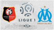 Ренн 1 - 1 Марсель ( 7 февраля 2015). Обзор матча
