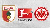Аугсбург 2 - 2 Айнтрахт Франкфурт ( 8 февраля 2015). Обзор матча