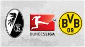 Фрайбург 0 - 3 Боруссия Д ( 7 февраля 2015). 2-й тайм