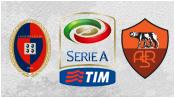 Кальяри 1 - 2 Рома ( 8 февраля 2015). Обзор матча