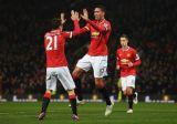 Манчестер Юнайтед одержал нервную победу над Бернли
