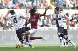 Рома потеряла очки в матче с аутсайдером