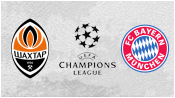 Шахтёр 0 - 0 Бавария (17 февраля 2015). Обзор матча