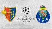 Базель 1 - 1 Порту (18 февраля 2015). 2-й тайм