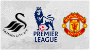 Суонси 2 - 1 Манчестер Юнайтед (21 февраля 2015). 1-й тайм