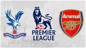Кристал Пэлас 1 - 2 Арсенал (21 февраля 2015). 1-й тайм