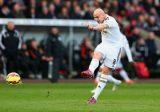 Волевая победа Суонси над Манчестер Юнайтед