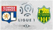 Лион 1 - 0 Нант (22 февраля 2015). 2-й тайм