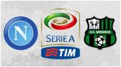 Наполи 2 - 0 Сассуоло (23 февраля 2015). 2-й тайм