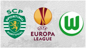 Спортинг 0 - 0 Вольфсбург (26 февраля 2015). 2-й тайм