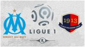 Марсель 2 - 3 Кан (27 февраля 2015). 2-й тайм