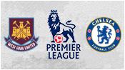 Вест Хэм 0 - 1 Челси ( 4 марта 2015). 2-й тайм