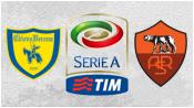 Кьево 0 - 0 Рома ( 8 марта 2015). 1-й тайм