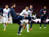 Наполи не удержал победу в матче с Интером