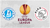 Днепр 1 - 0 Аякс (12 марта 2015). 1-й тайм