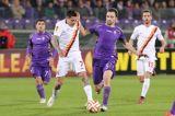 Лига Европы. Фиорентина и Рома играют вничью
