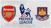 Арсенал 3 - 0 Вест Хэм (14 марта 2015). Обзор матча